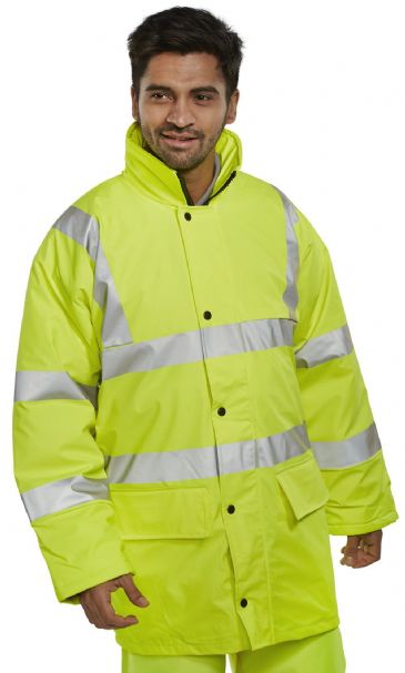 Super B-Dri High Visibility Jacket